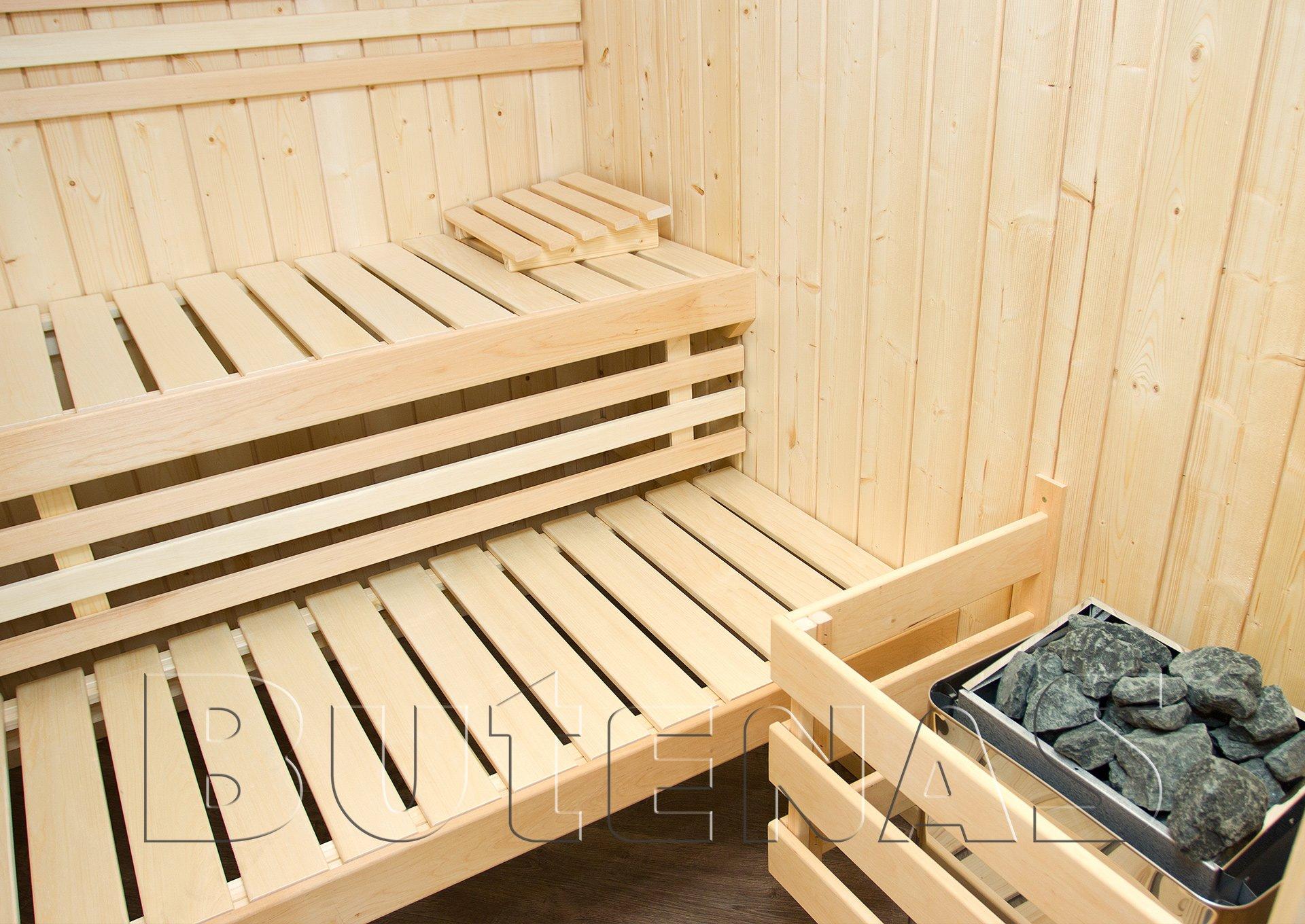 Sauna HELSINKI 4 Eck
