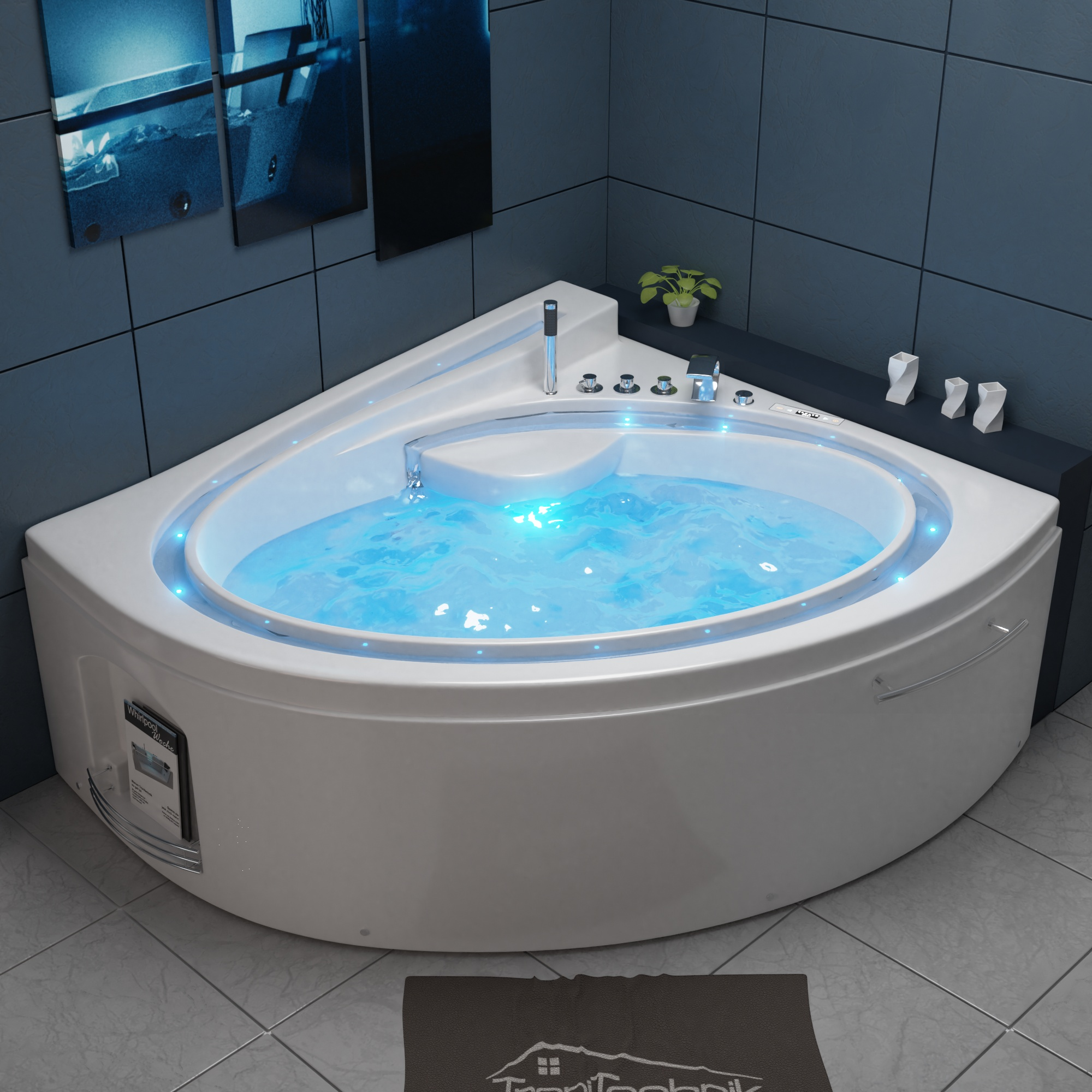 Whirlpool HYDRA 165 x 148