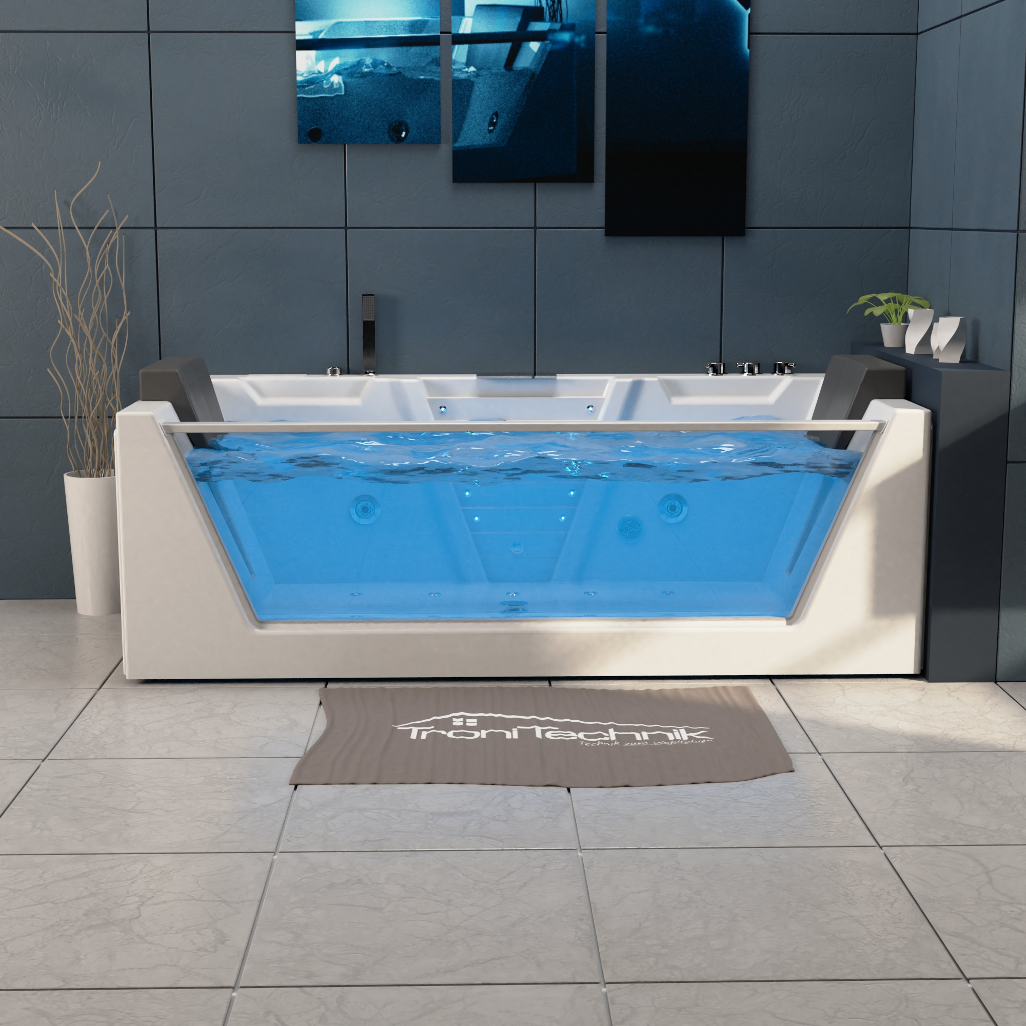Whirlpool MYKONOS 180 x 88 für innen