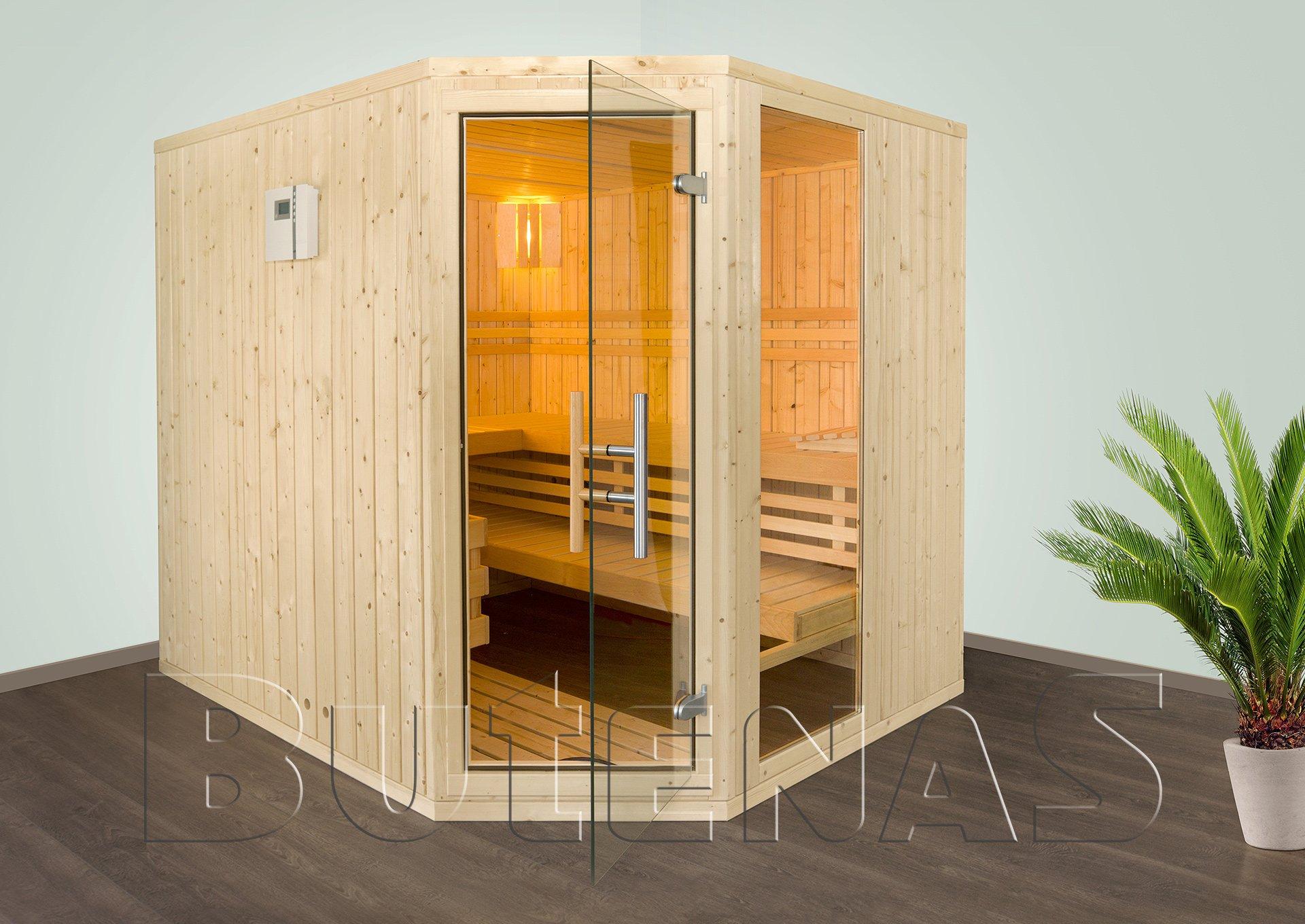 Sauna HELSINKI 5 Eck