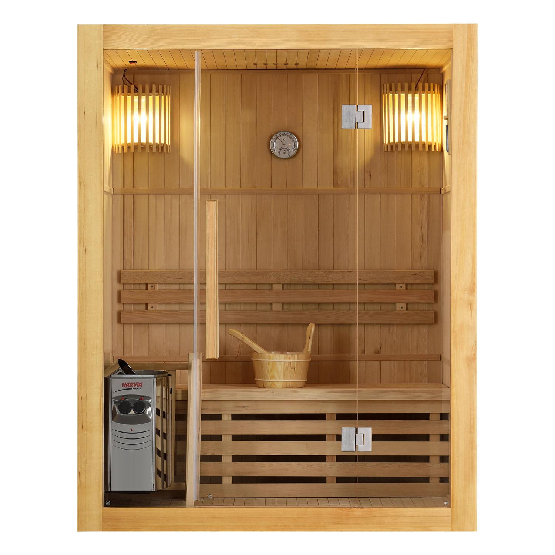 Sauna Tampere 110 x 150 x 190