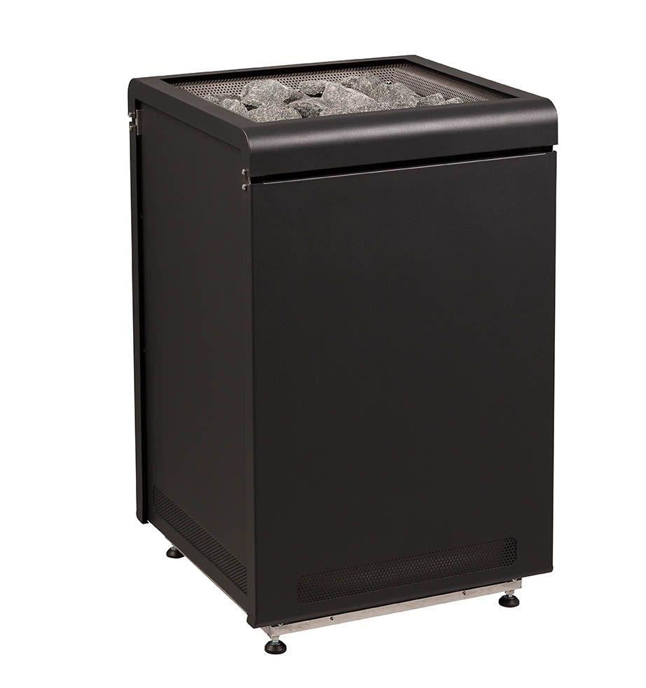 Saunaofen Concept R black in verschiedenen Leistungsstufen