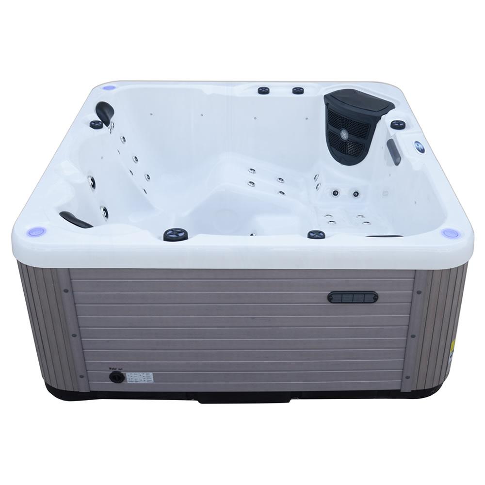 Outdoor-Whirlpool Platinum Spa S-3 / 200 x 200 x 90