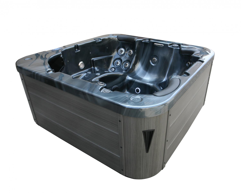 American Outdoor-Whirlpool Torina Pearl Shadow grau 215 X 215