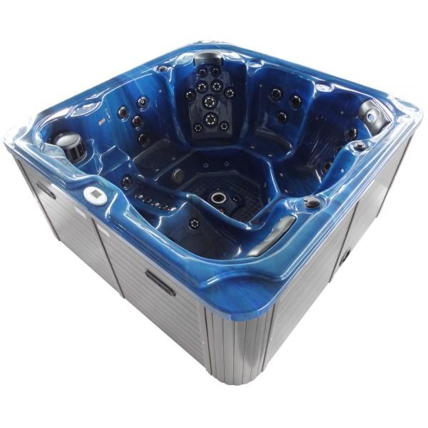 Outdoor Whirlpool Oasis Maxi in verschiedenen Farben 210 x 210