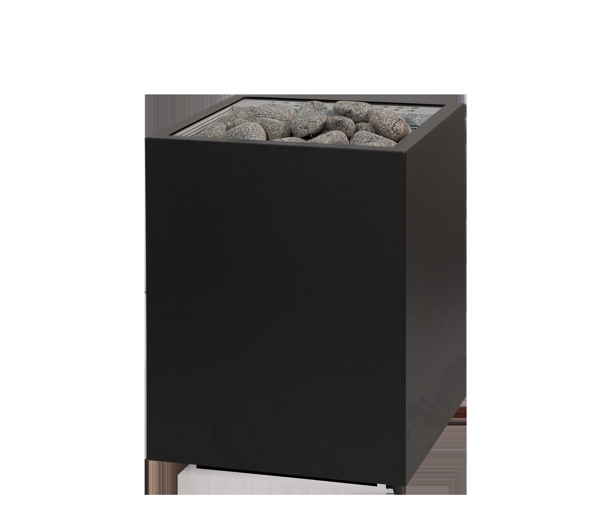 Saunaofen Home combi aus Edelstahl in verschiedenen Leistungsstufen