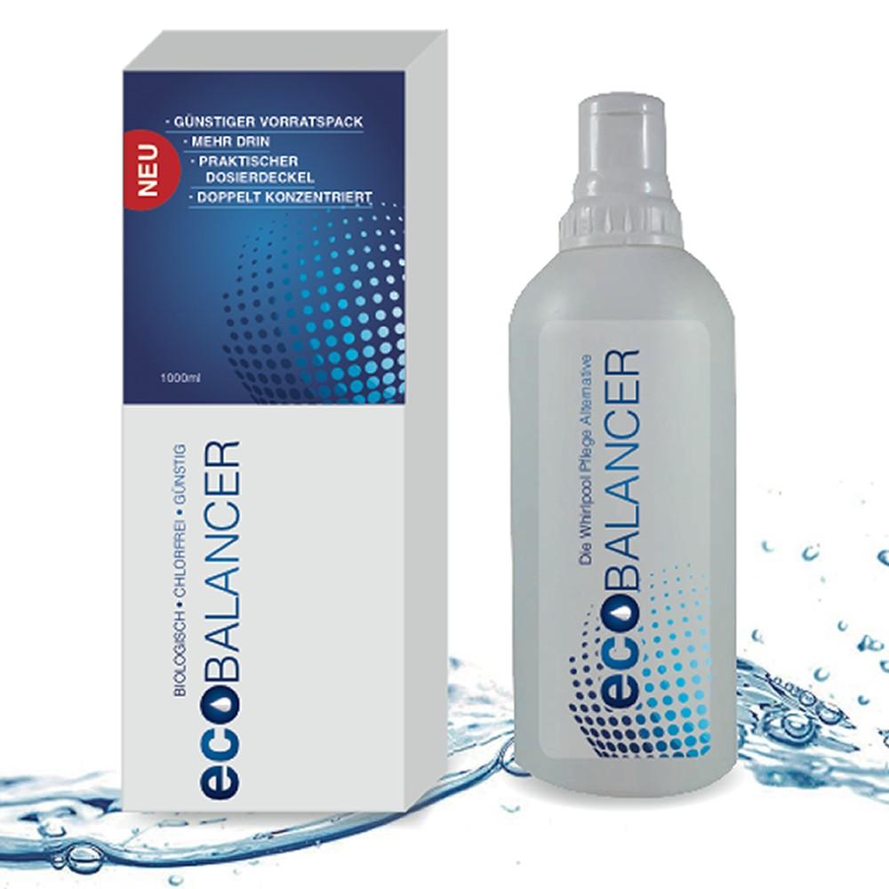 Eco Balancer Wasserpflege auf Enzym Basis