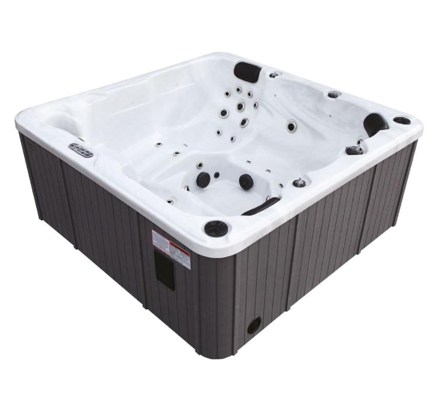 Whirlpool Pro Spa Duo II