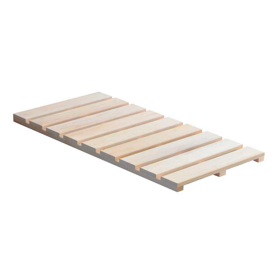 Dewello Sauna Fußmatte
