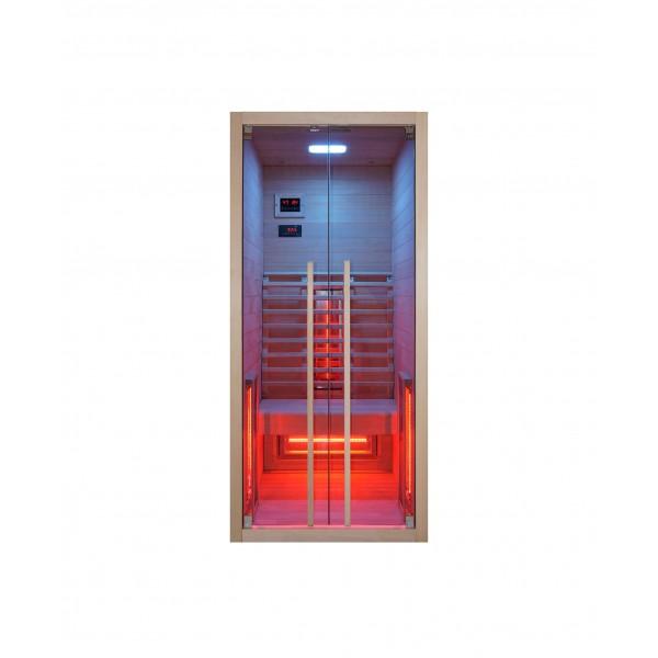 Infrarotkabine Ruby 1 90 x 100 x 195 cm