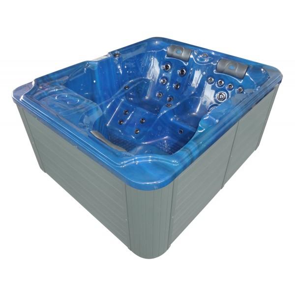 Outdoor Whirlpool Oasis in verschiedenen Farben 208 x 175