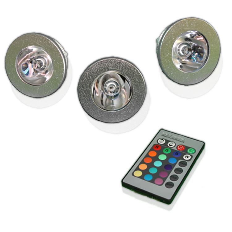 LED Farblichttherapie-Set
