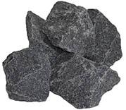 Finnische Saunasteine - Körnung 10 - 15 cm - 20 kg Box
